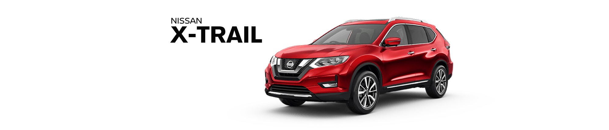 All-New X-Trail Banner